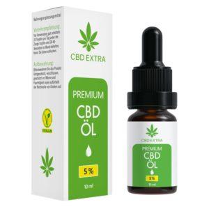 CBD Extra CBD Öl 5% Test