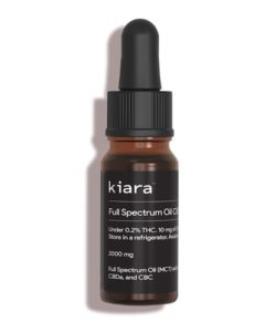 Kiara Naturals CBD Öl Test und Erfahrungen